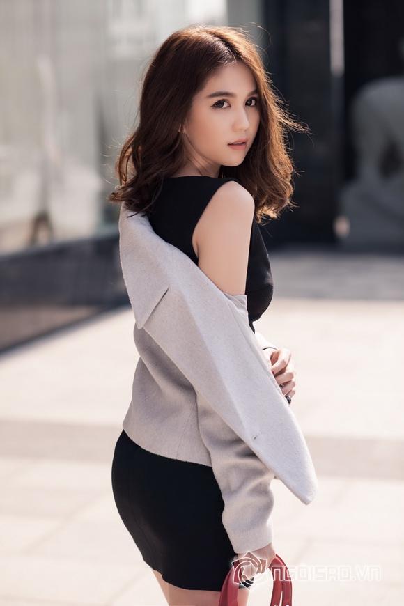 Ngoc Trinh winter streetwear 8