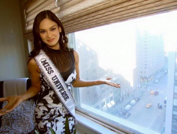 Hoa hậu Hoàn vũ 2015, Hoa hậu Hoàn vũ Pia Alonzo Wurtzbach, Hoa hậu Colombia