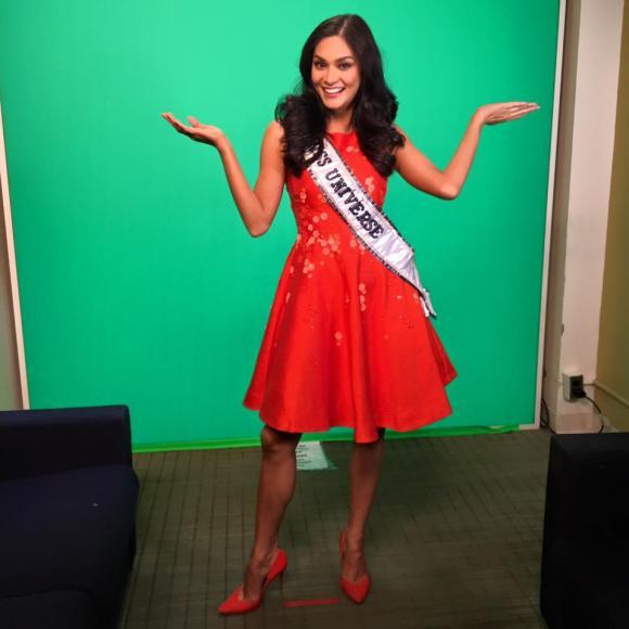 Hoa hậu Hoàn vũ 1