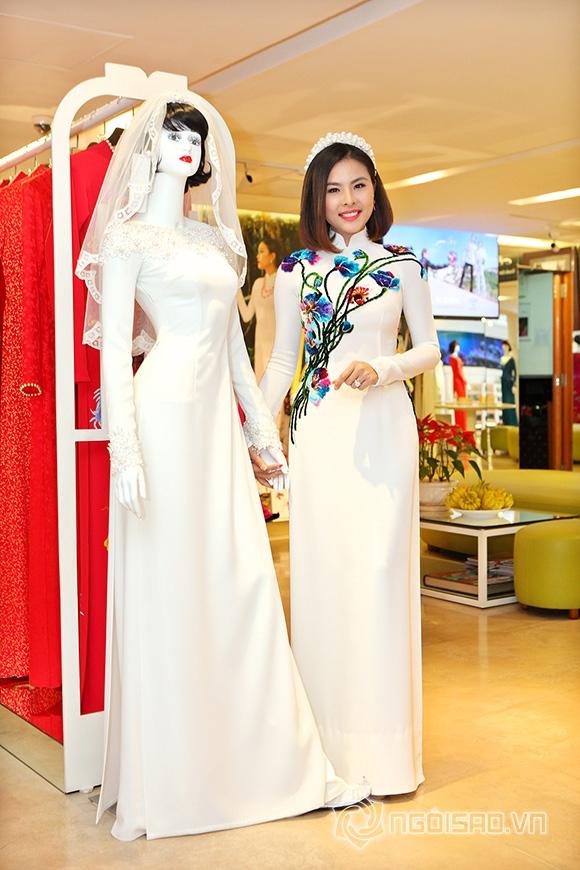 Vợ chồng Vân Trang lái xế hộp tiền tỷ đi thử trang phục cưới 9