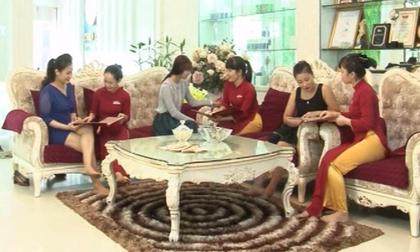 Đàm Vĩnh Hưng, Thẩm mỹ viện Thiên Hà, Thiên Hà spa