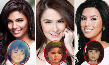 mỹ nhân đẹp nhất Philippines,Marian Rivera,mỹ nhân đẹp nhất Philippines khoe vóc dáng thon gọn