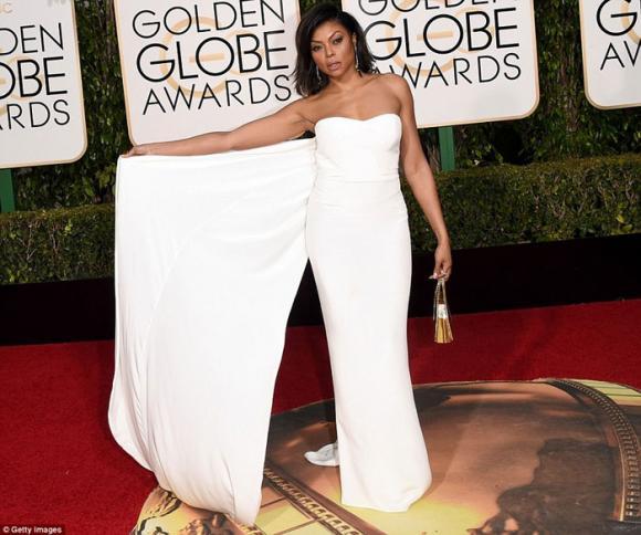 Dàn mỹ nhân Hollywood lộng lẫy trên thảm đỏ Quả cầu vàng 2016 8