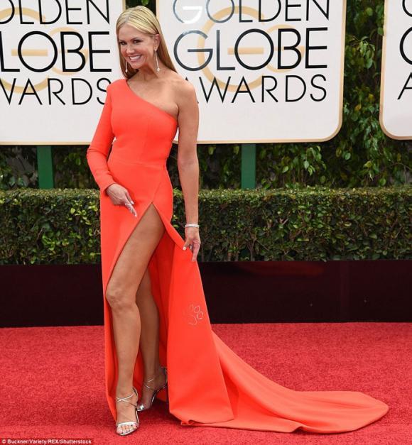 Dàn mỹ nhân Hollywood lộng lẫy trên thảm đỏ Quả cầu vàng 2016 9