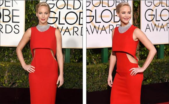 Dàn mỹ nhân Hollywood lộng lẫy trên thảm đỏ Quả cầu vàng 2016 10