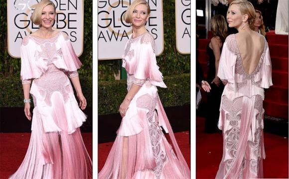 Dàn mỹ nhân Hollywood lộng lẫy trên thảm đỏ Quả cầu vàng 2016 11
