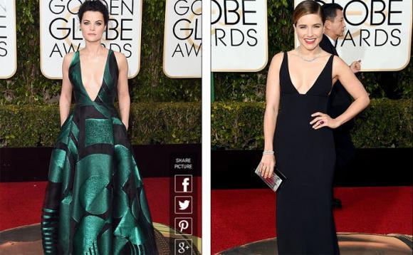 Dàn mỹ nhân Hollywood lộng lẫy trên thảm đỏ Quả cầu vàng 2016 0