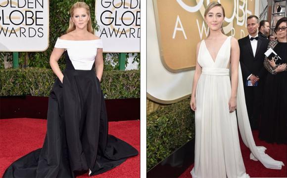 Dàn mỹ nhân Hollywood lộng lẫy trên thảm đỏ Quả cầu vàng 2016 2