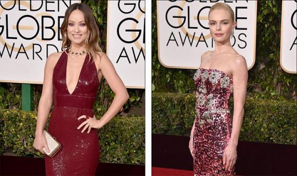 Dàn mỹ nhân Hollywood lộng lẫy trên thảm đỏ Quả cầu vàng 2016 3