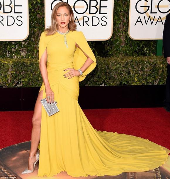 Dàn mỹ nhân Hollywood lộng lẫy trên thảm đỏ Quả cầu vàng 2016 4