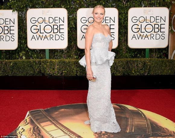 Dàn mỹ nhân Hollywood lộng lẫy trên thảm đỏ Quả cầu vàng 2016 5