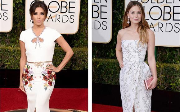 Dàn mỹ nhân Hollywood lộng lẫy trên thảm đỏ Quả cầu vàng 2016 6