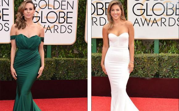Dàn mỹ nhân Hollywood lộng lẫy trên thảm đỏ Quả cầu vàng 2016 7