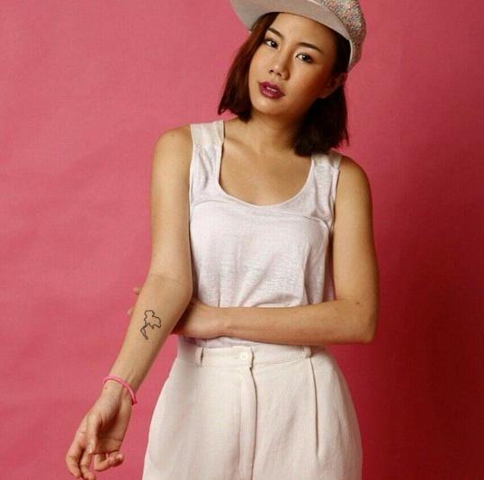 Loạt mỹ nhân Thái khoe hình xăm 'độc' trên cơ thể gợi cảm 15