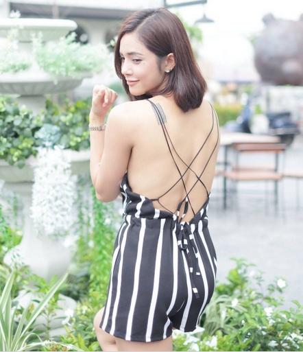 Loạt mỹ nhân Thái khoe hình xăm 'độc' trên cơ thể gợi cảm 5