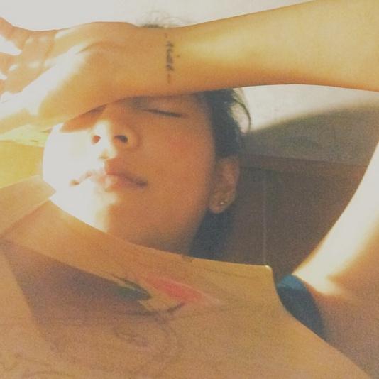Loạt mỹ nhân Thái khoe hình xăm 'độc' trên cơ thể gợi cảm 20