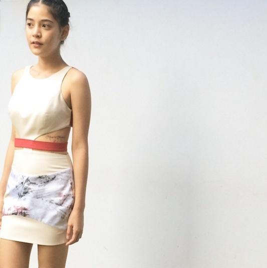 Loạt mỹ nhân Thái khoe hình xăm 'độc' trên cơ thể gợi cảm 19