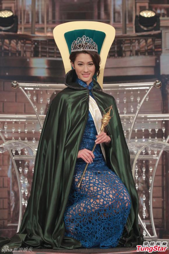 Hoa hậu Quốc tế Trung Quốc 0