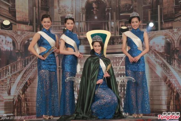 Hoa hậu Quốc tế Trung Quốc 4