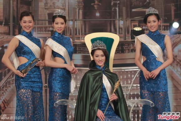 Hoa hậu Quốc tế Trung Quốc 5
