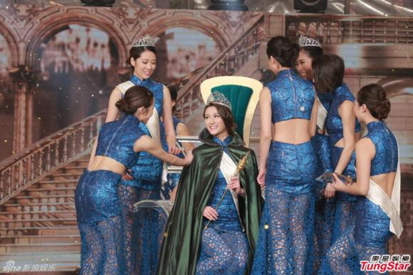Hoa hậu Quốc tế Trung Quốc 8