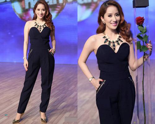 thời trang bầu bí của sao Việt,phong cách bầu bí của sao Việt,sao Việt bầu bí vẫn sành điệu