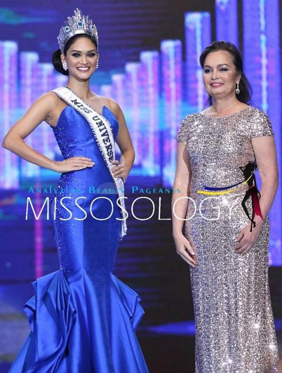 hoa hậu hoàn vũ 2015, hoa hậu Philippines, hoa hậu colombia