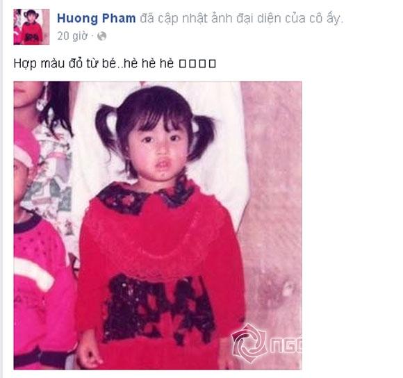 Ảnh thơ ấu của <a target='_blank' href='https://www.phunuvagiadinh.vn/pham-huong.htm'>Phạm Hương</a> 0