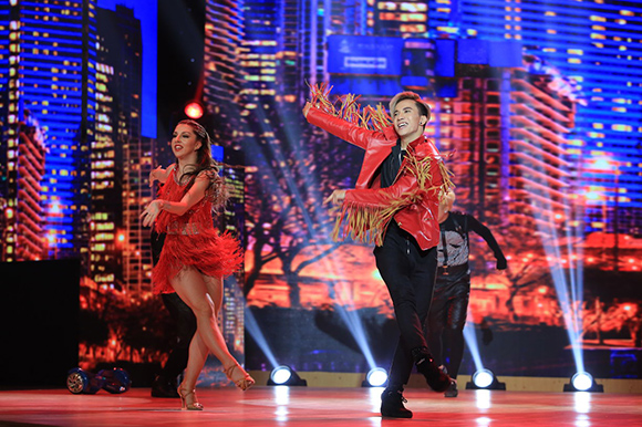 Khánh Thi, Nữ hoàng Dancesport, Khánh Thi chưa bao giờ nghe Chí Anh hát