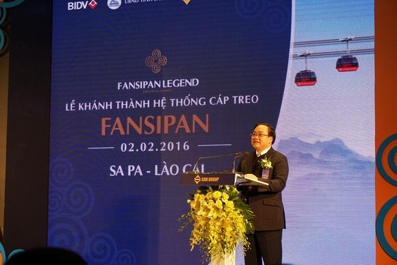 Fansipan Sapa, Cáp treo Fansipan Sapa, cáp treo đạt 2 kỷ lục Guinness thế giới