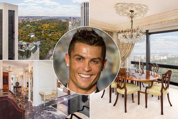 Cristiano Ronaldo có ý định mua căn hộ mới 11