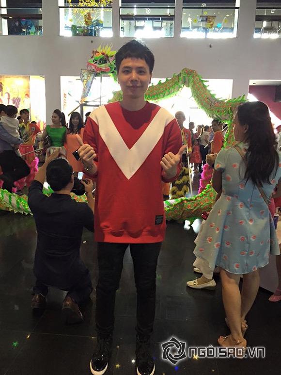 Thời trang đẹp mắt của sao Việt ngày đầu năm  1