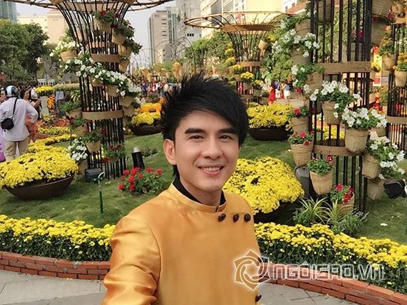 Thời trang đẹp mắt của sao Việt ngày đầu năm  4