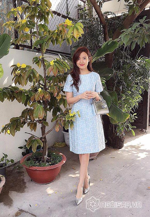 Thời trang đẹp mắt của sao Việt ngày đầu năm  8