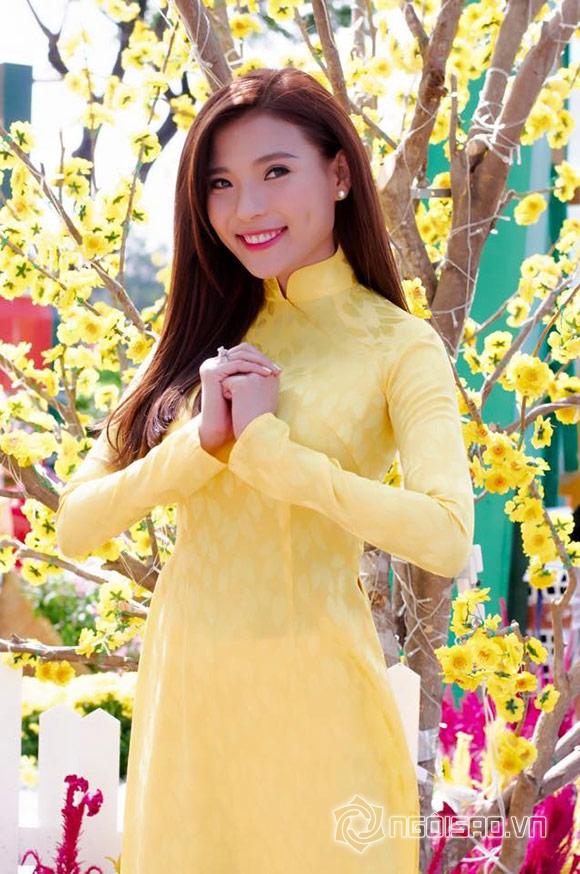 Thời trang đẹp mắt của sao Việt ngày đầu năm  16
