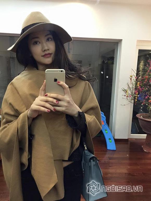 Thời trang đẹp mắt của sao Việt ngày đầu năm  18