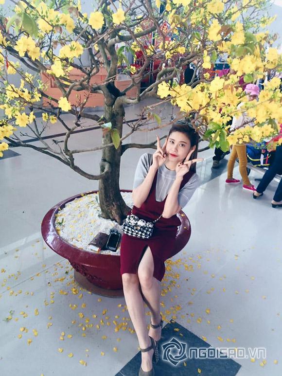 Thời trang đẹp mắt của sao Việt ngày đầu năm  21