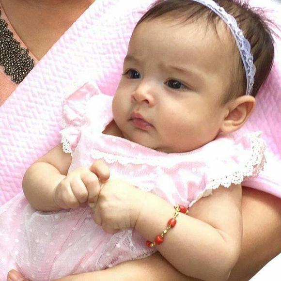 mỹ nhân đẹp nhất Philippines, con gái mỹ nhân đẹp nhất Philippines, Con gái Marian Rivera