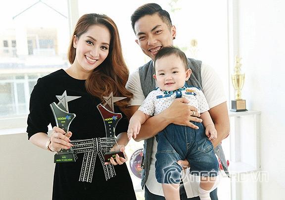 Khánh Thi, Hoàng Lê Vy, Phương Anh, Chuyện gia đình vàng, sao nữ khủng hoảng sau sinh