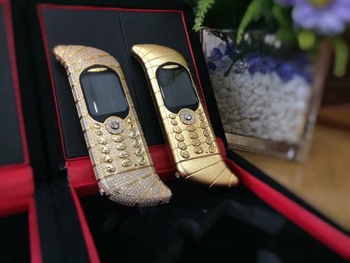 Top 10 điện thoại xa xỉ nhất thế giới