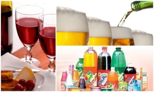 Những loại thực phẩm cấm kỵ dùng với nước có ga - Ảnh 1