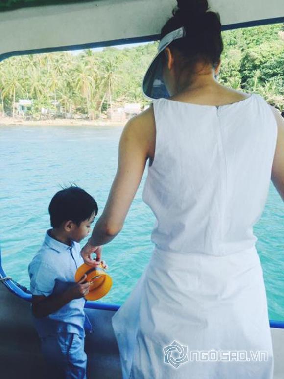 Hồ Ngọc Hà đưa Subeo đi Phú Quốc đúng thời điểm Chu Đăng Khoa khai trương vườn thú