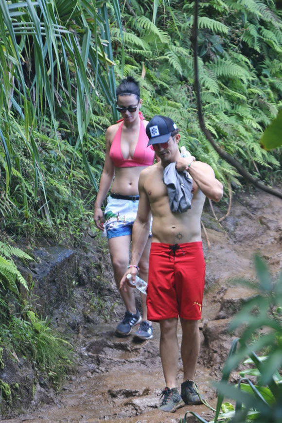 Orlando Bloom,Orlando Bloom hẹn hò, nữ ca sĩ Katy Perry