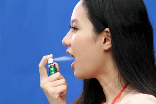 Xịt thơm miệng, Greelux, Khử mùi hôi miệng