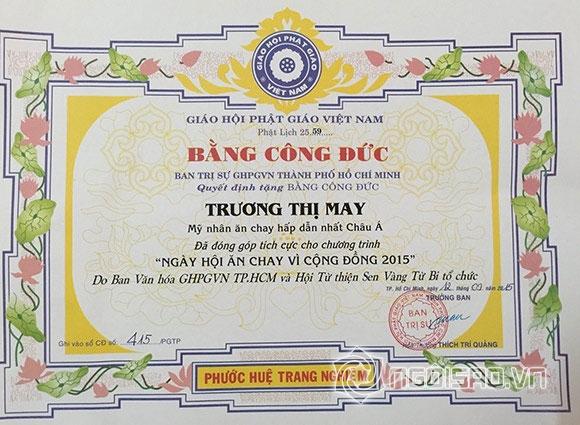 Sao Việt và những lần khoe giấy khen đáng ngưỡng mộ 17