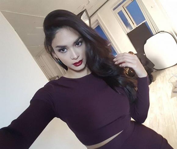 Fans 'sốt xình xịch' với người yêu tin đồn quá đẹp trai của Hoa hậu Hoàn vũ 2015 4
