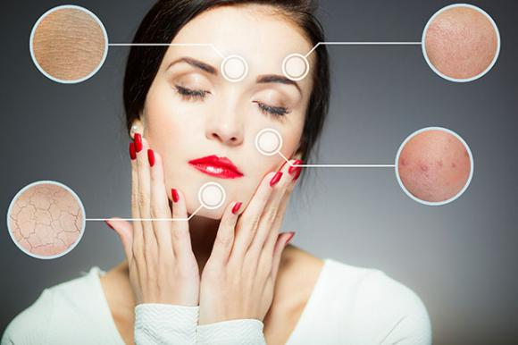 9 tình trạng da nói lên sức khỏe của bạn