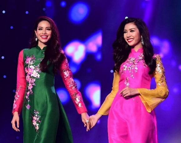 Lan Khuê vượt mặt Phạm Hương trong bảng đánh giá sắc đẹp của Global Beauties 9