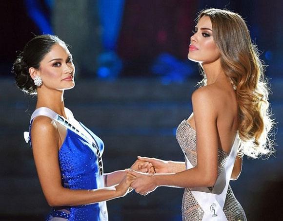 Lan Khuê vượt mặt Phạm Hương trong bảng đánh giá sắc đẹp của Global Beauties 5