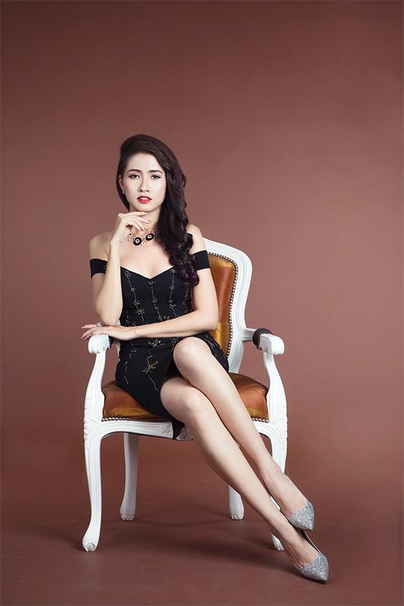 Phan Thị Mơ khoe vai trần gợi cảm sau tin đồn lấy chồng đại gia 3